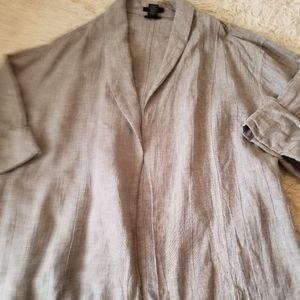 Tahari Women Short Sleeve Blazer